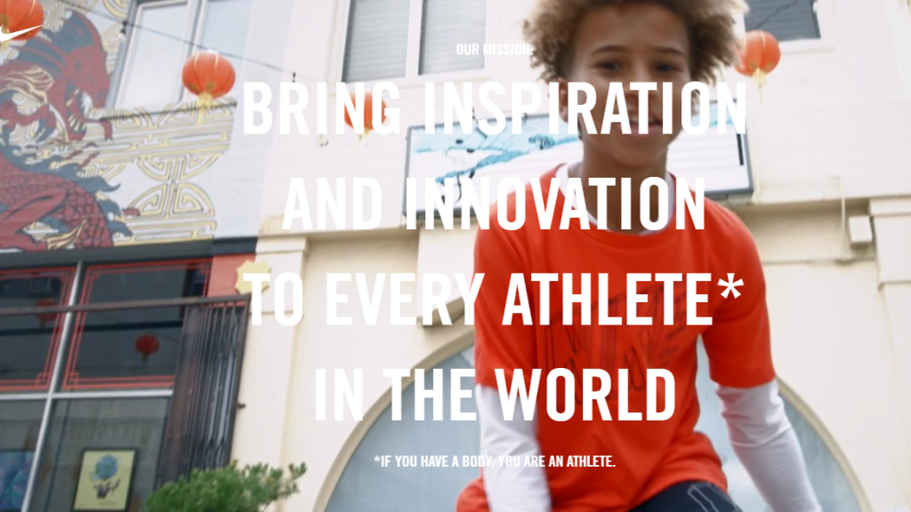 the story behind the brand nike 3