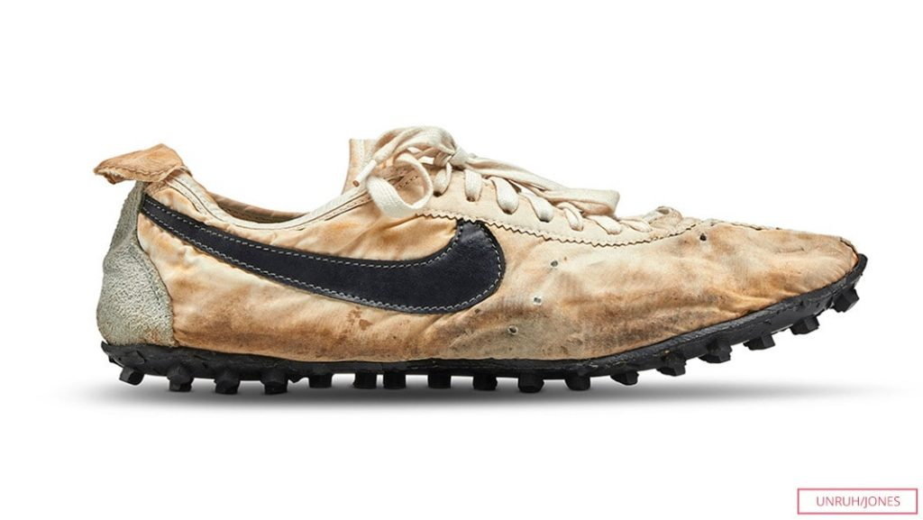 the story behind the brand nike 6