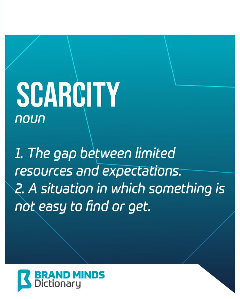 business-dictionary-scarcity